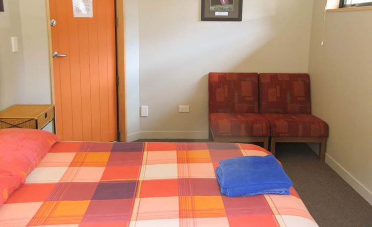 YHA Arthur's Pass double bed
