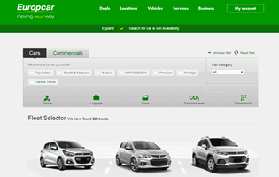 Europcar Rental Cars